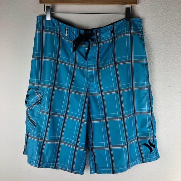 Hurley Other - Hurley Hybrid Shorts Size 34